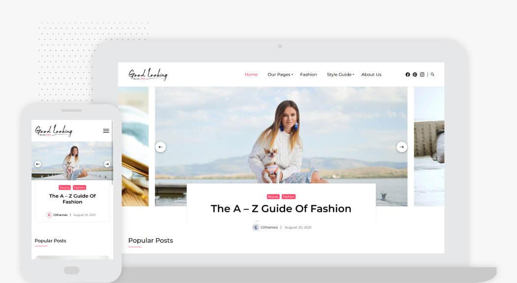 Good Looking Blog Pro